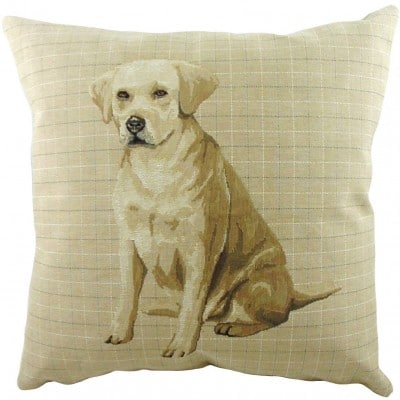 LB034 - 18' Breeds Labrador Cushion