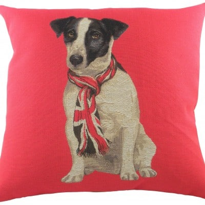 LB524 - 18' Union Jack Russell Cushion