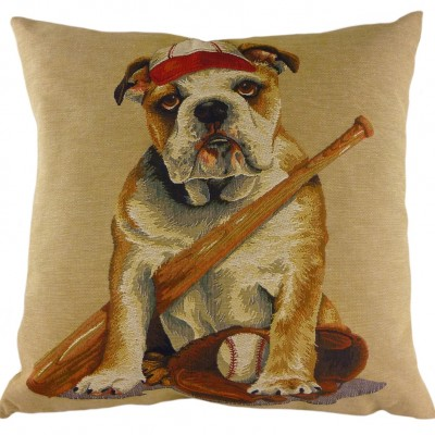 LC551 - 18' Sporting Bulldog Cushion