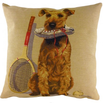 LC552 - 18' Sporting Terrier Cushion