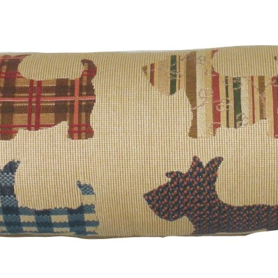 T187 - Draught Excluder Scottie Dogs