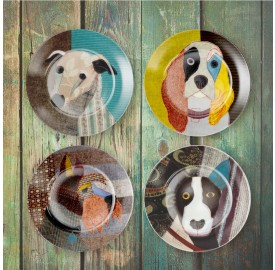Poochies Side Plates