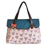 Disaster Designs Meow Weekend Bag