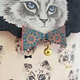 Disaster Designs Meow Washbag Detail