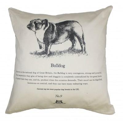 Bulldog-Cushion