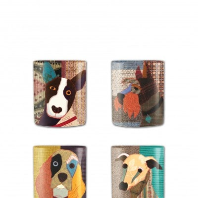 MA0535 - MAGPIE - POOCHIES MINI CUPS