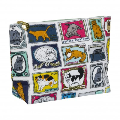 MA0806 - 1st Class - Wash Bag - Cats