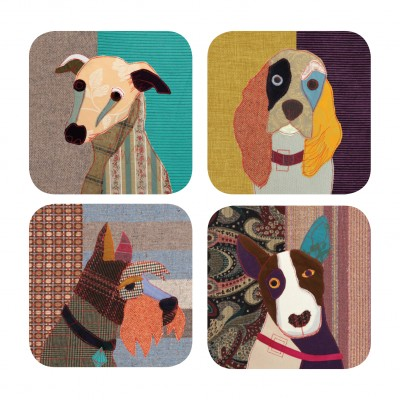 MA0647 - Magpie - Poochies Coasters