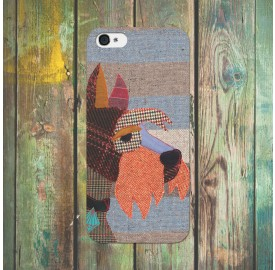 Poochies iphone 5 case Scottie