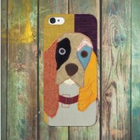 Poochies iphone 5 case Spaniel