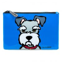 Marc Tetro Schnauzer Cosmetic Bag