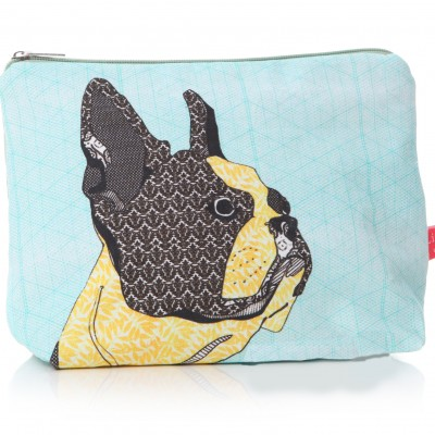 Boston Terrier Washbag