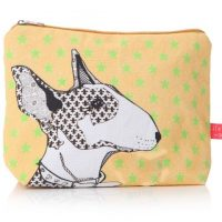 Bull Terrier Washbag