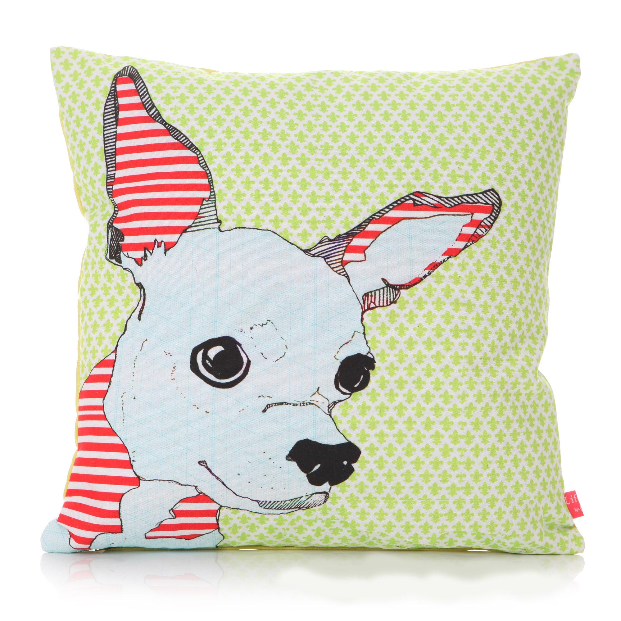 Chihuahua Cushion