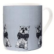 Gillian Kyle china mug West Highland White Terrier