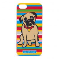Marc Tetro Pug iphone 5 5S and SE case
