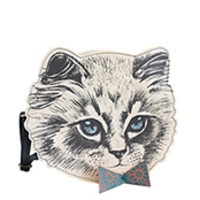 Disaster Designs Meow Mini Bag