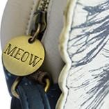 Disaster Designs Meow Mini Bag with Meow Charm
