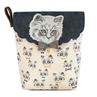 Disaster Designs Meow Washbag