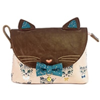 Disaster Designs Meow Cosmetic Bag